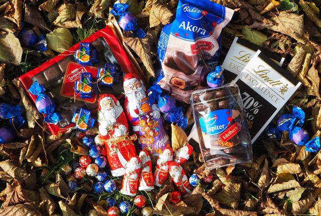 Schokolade ist für Hunde und Katzen giftig.